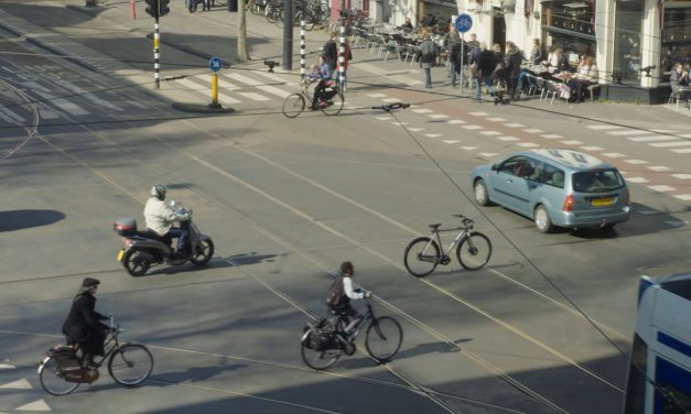 La bicicleta que se conduce sola