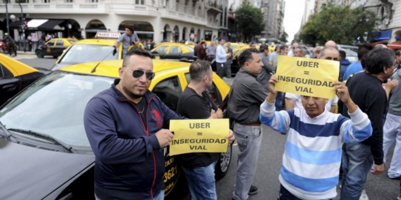 Uber: la pelea entre lo viejo y lo nuevo