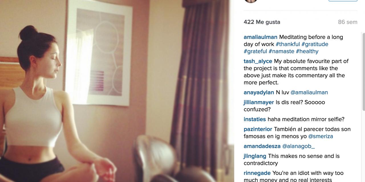 Amalia Ulman, una chica Instagram