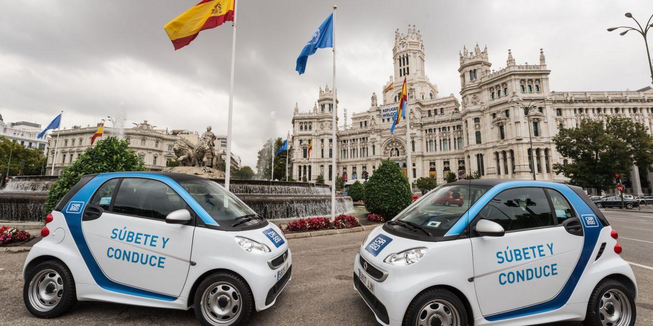 Car2Go, el carsharing eléctrico en español