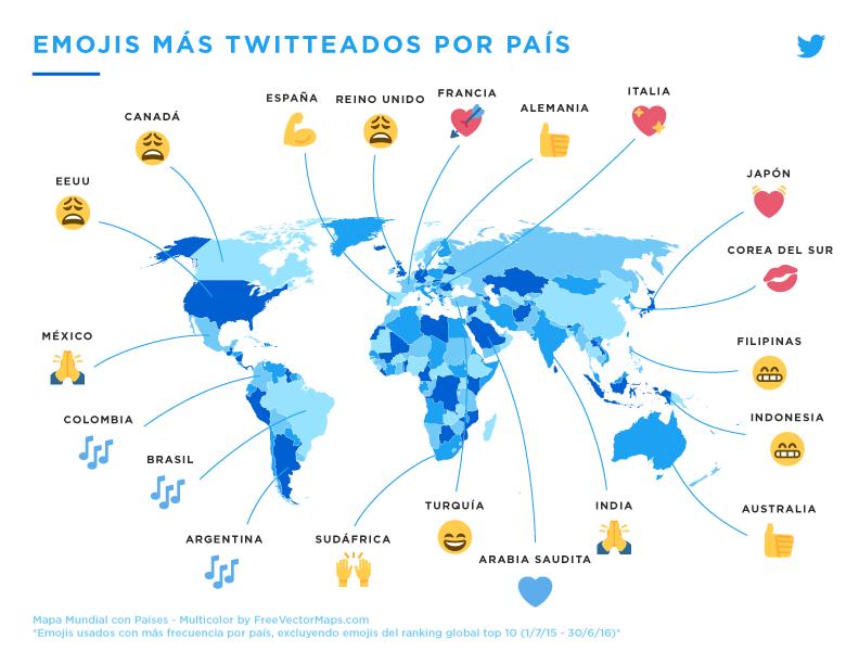 El día del emoji: #WorldEmojiDay