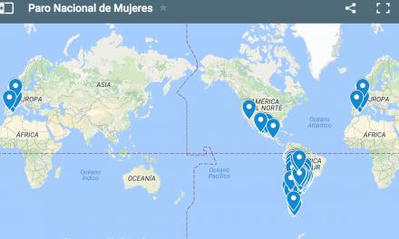 De las redes a las calles: #NiUnaMenos en el mundo