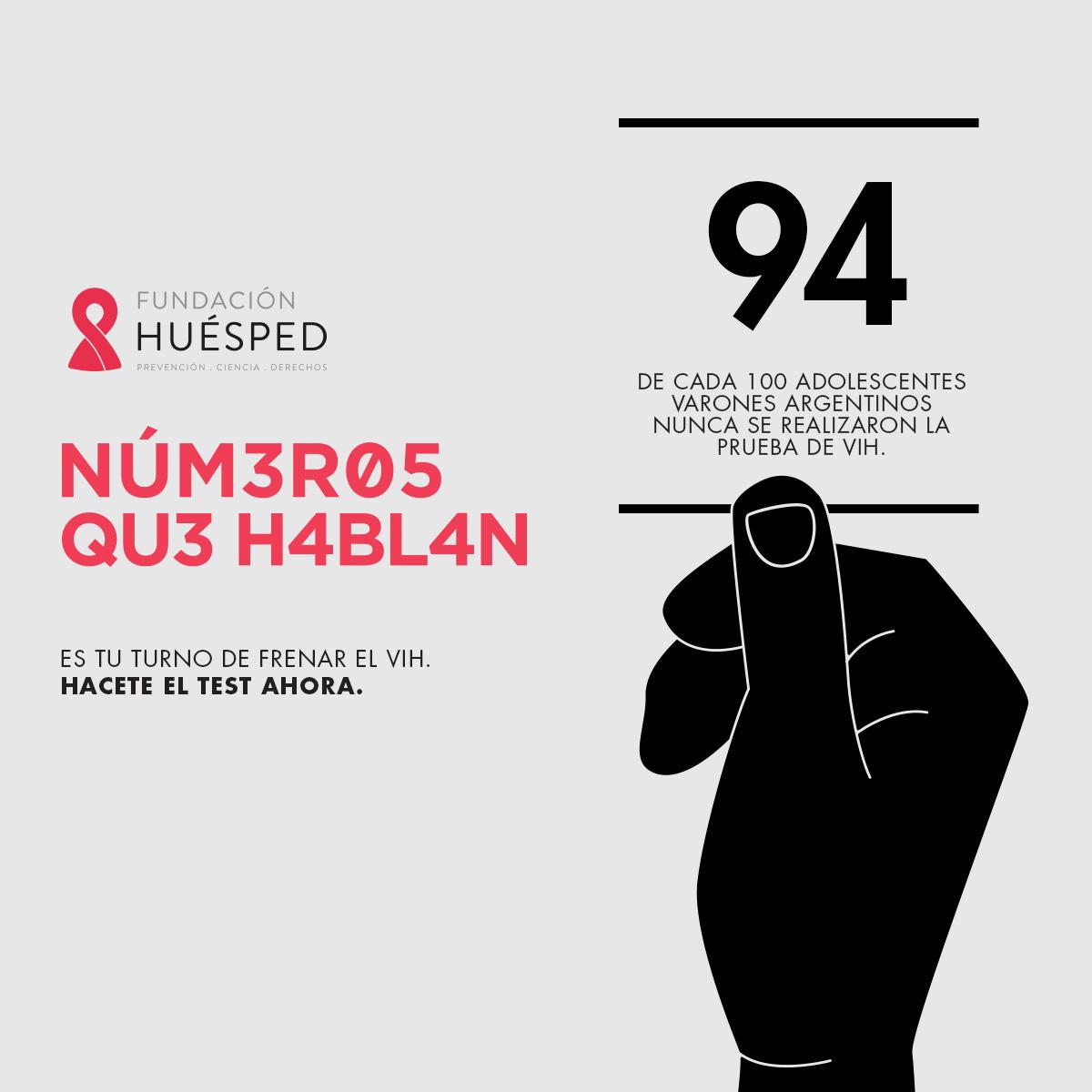 El Día Internacional de lucha contra el sida en la web