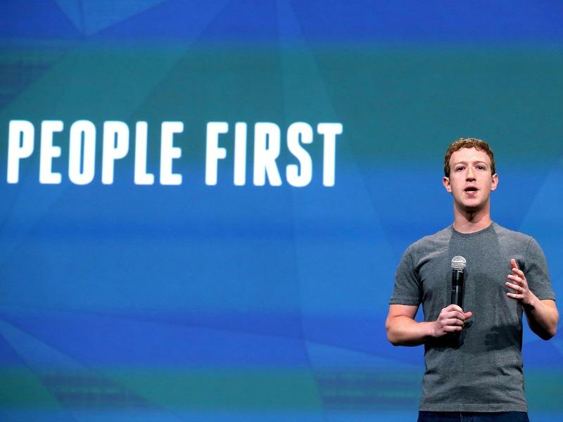 El nuevo postulado de Mark Zuckerberg
