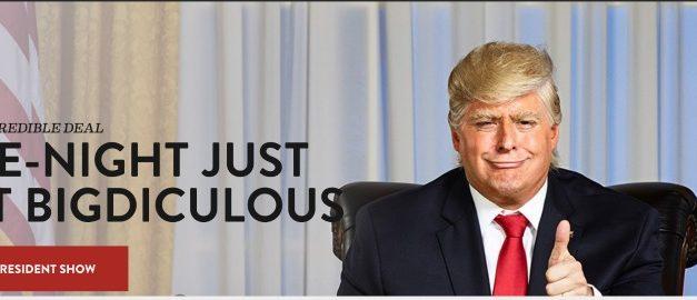 El falso Donald Trump y otra Fake News
