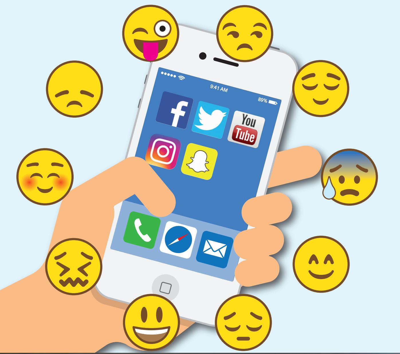 Instagram es la red social que más tristeza y ansiedad genera