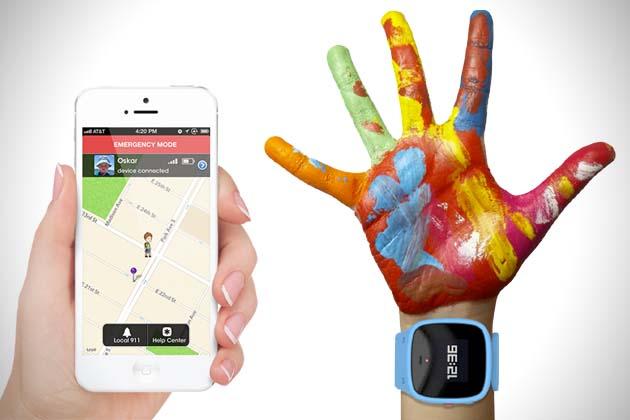Bipy: un smartwatch para niños y padres