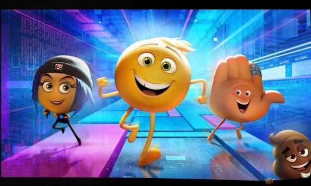The emoji movie, la película de los emoticones