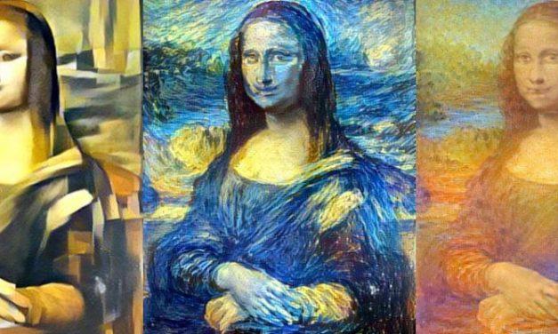 La inteligencia artificial convierte nuestras fotos en arte