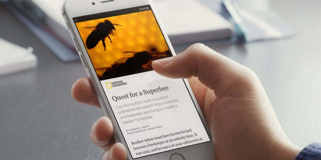 Facebook prueba el cobro de noticias