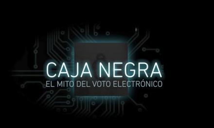Caja negra, el mito del voto electrónico