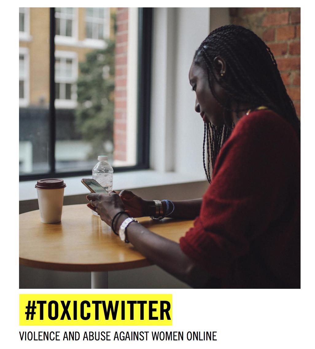 #ToxicTwitter, el informe de Amnistía sobre violencia de género