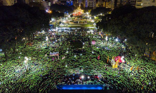 #NiUnaMenos: ¿Cómo se cuentan las asistentes a una manifestación?