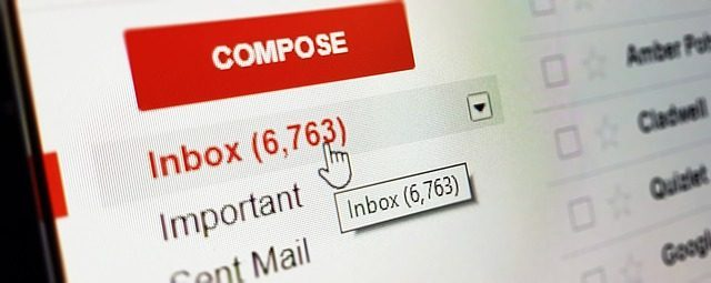 Vaciar gmail