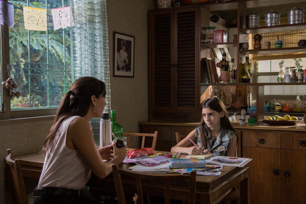 Flavia y Lucía