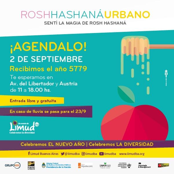 Roshashaná Urbano
