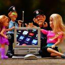 La huella digital de los niños: 1000 fotos antes de los 13 años